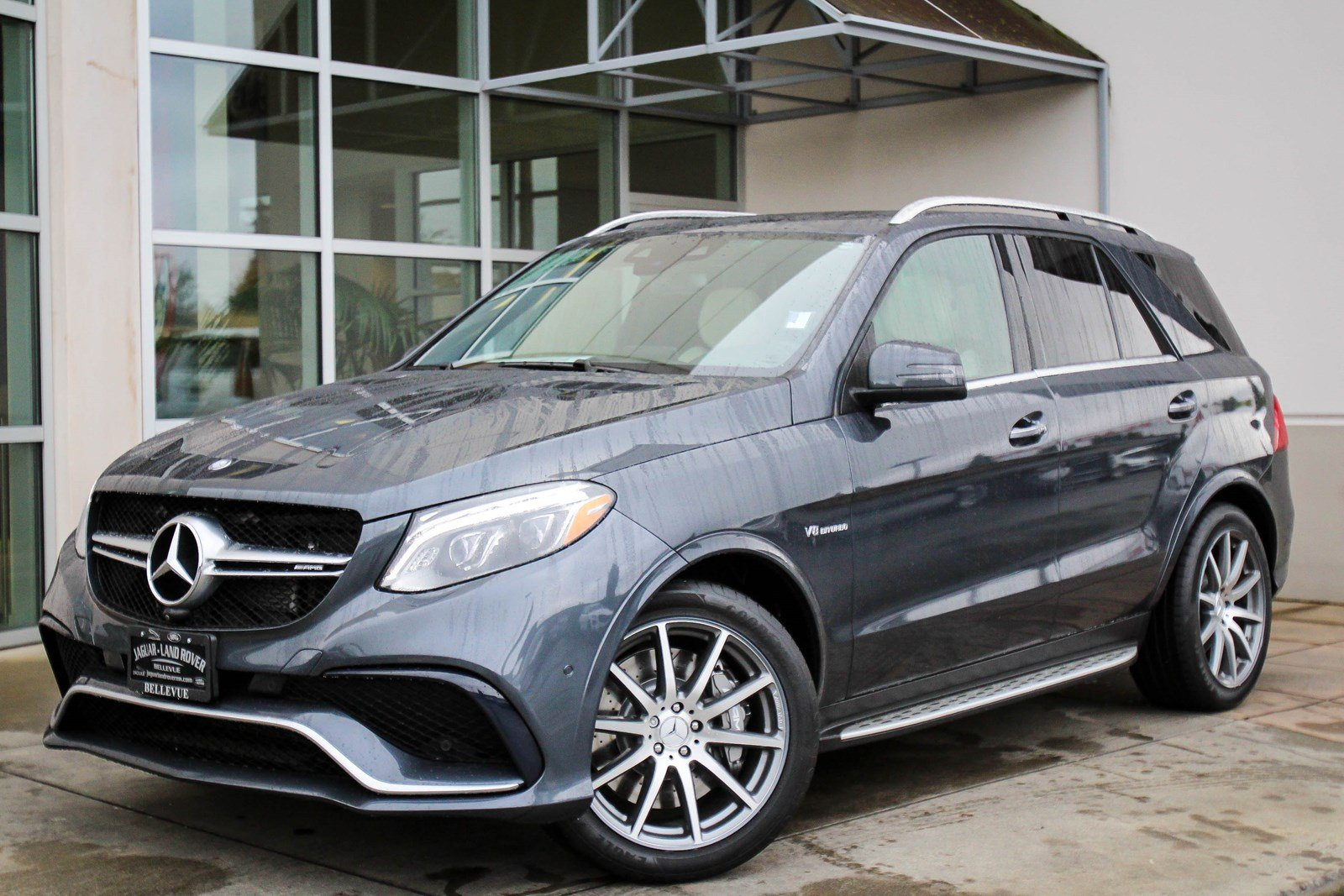 Pre-Owned 2016 Mercedes-Benz GLE AMG® GLE 63