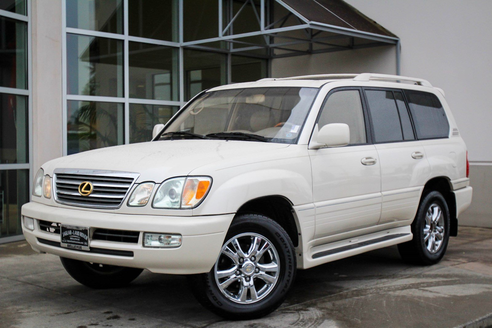 Pre-Owned 2003 Lexus LX 470 4DR SUV