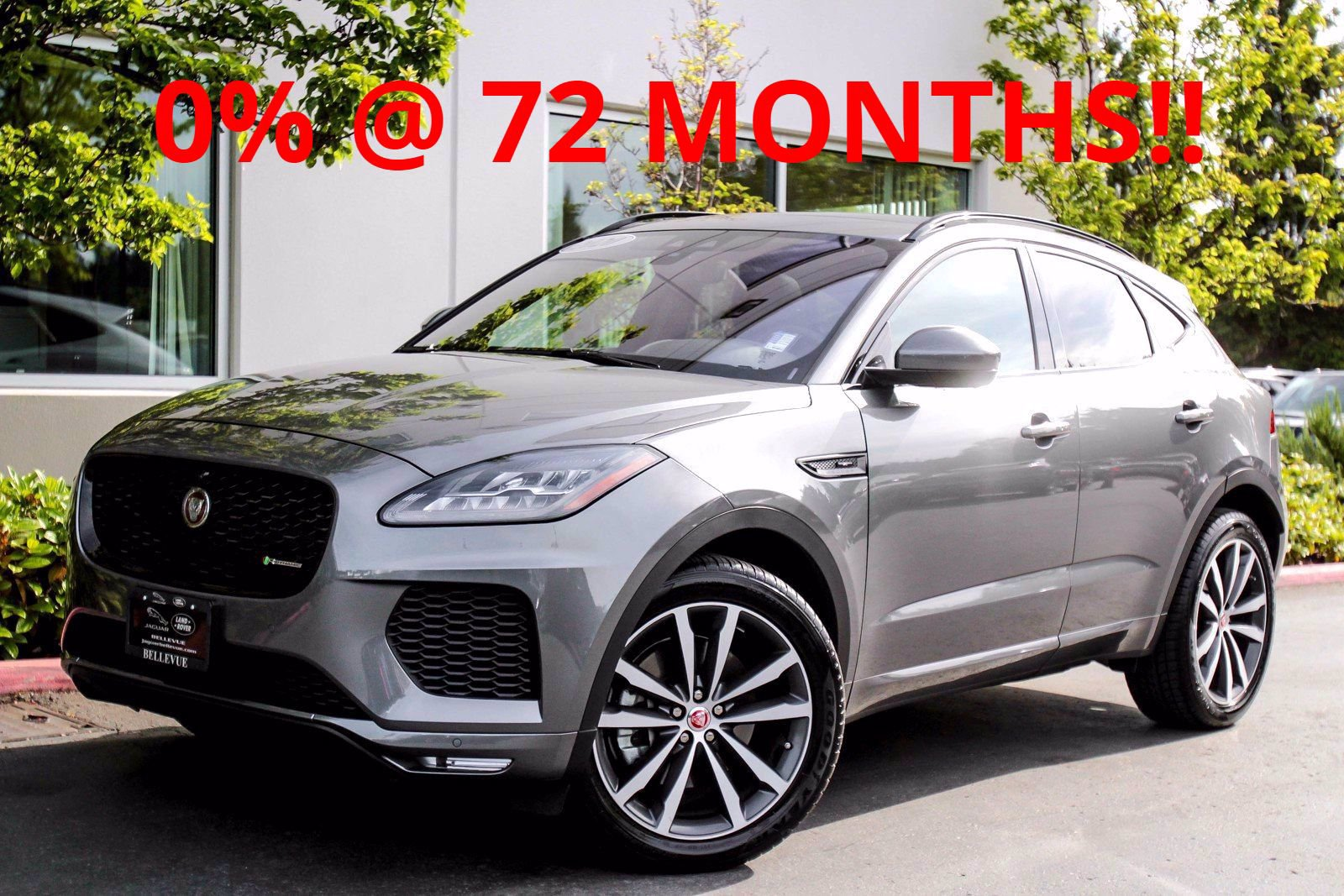 Pre-Owned 2020 Jaguar E-PACE Checkered Flag Edition