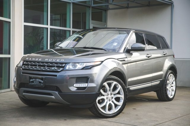 2015 Land Rover Range Rover Evoque Pure >> Pre Owned 2015 Land Rover Range Rover Evoque Pure Plus Sport Utility