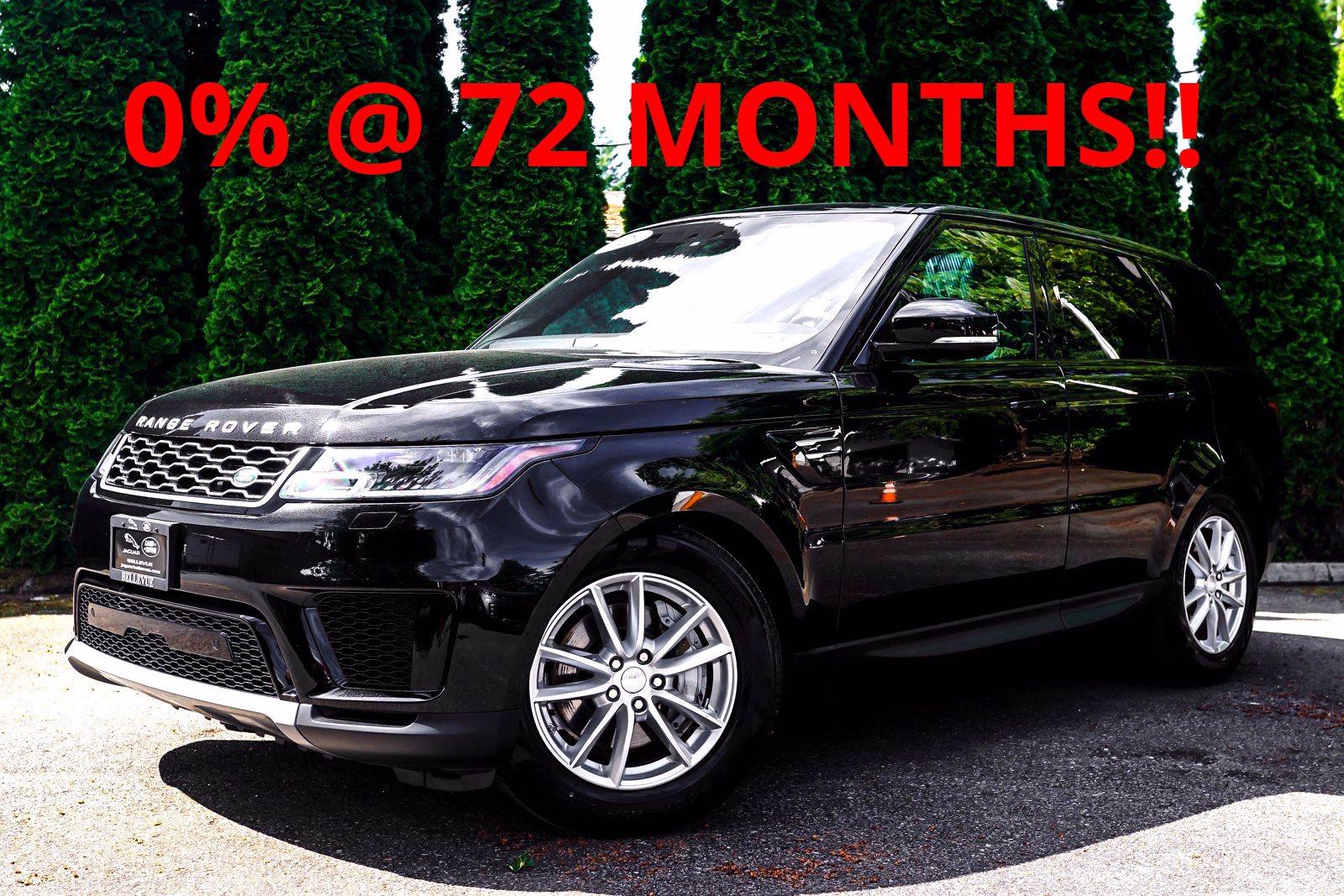 Pre-Owned 2020 Land Rover Range Rover Sport SE