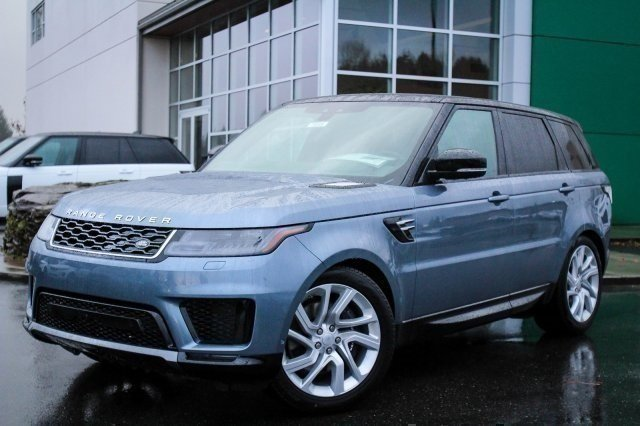 New 2020 Land Rover Range Rover Sport P400 PHEV