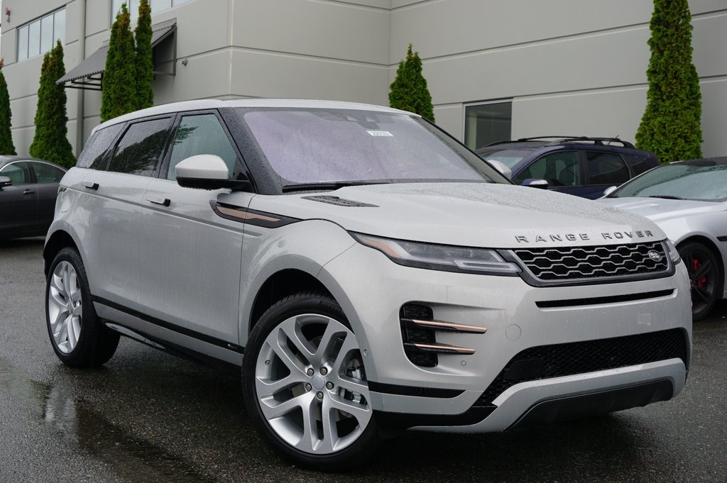New 2020 Land Rover Range Rover Evoque MHEV R-Dynamic SE P300
