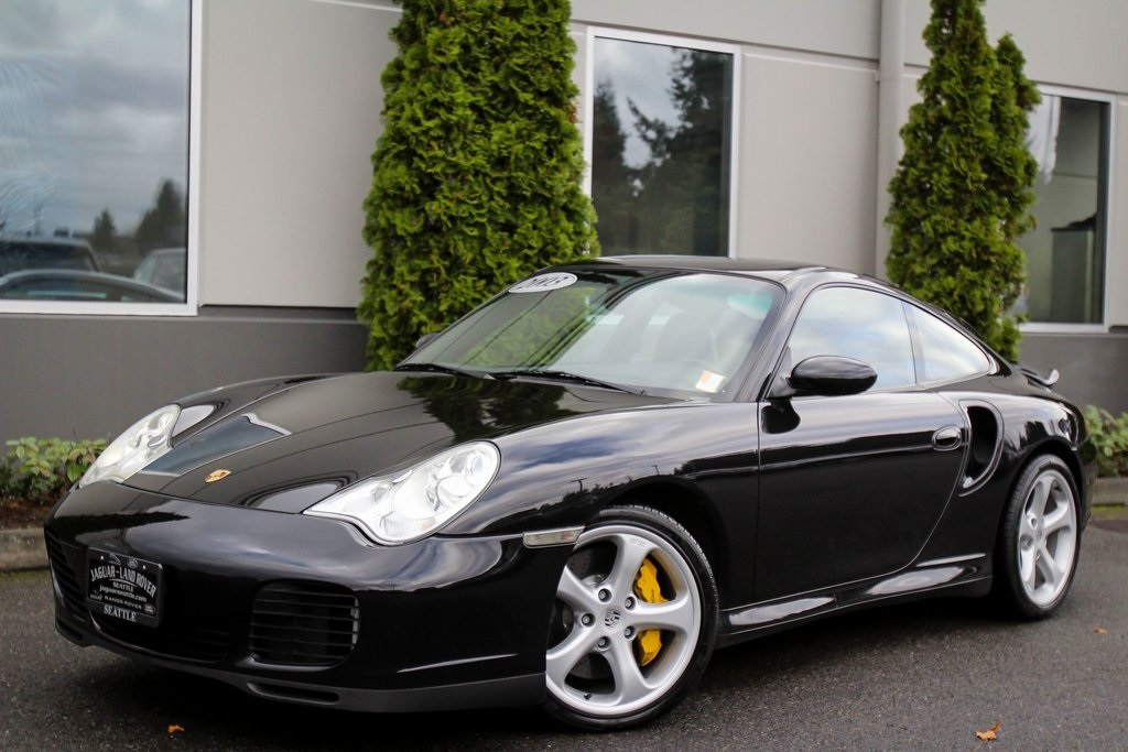 Pre Owned 2003 Porsche 911 Turbo Awd
