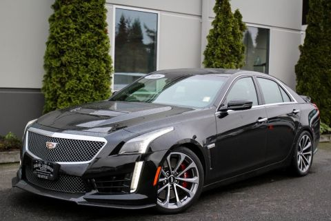 Pre-Owned 2016 Cadillac CTS-V