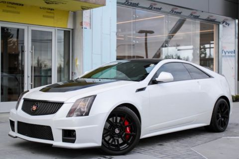 Pre-Owned 2015 Cadillac CTS-V Base