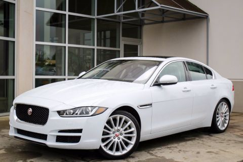 Certified Pre-Owned 2017 Jaguar XE 35t First Edition
