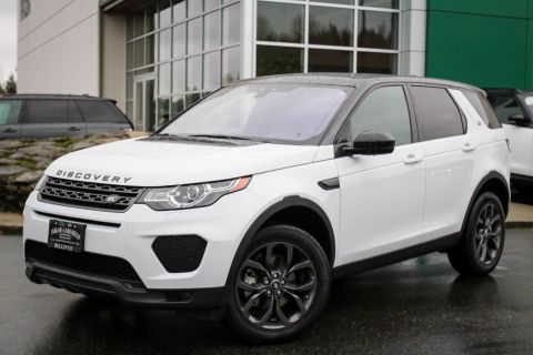 Pre-Owned 2019 Land Rover Discovery Sport Landmark