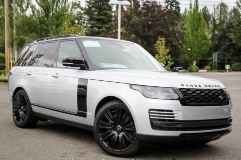 New 2019 Land Rover Range Rover V8 Supercharged