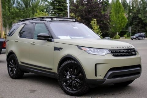 New 2018 Land Rover Discovery SE