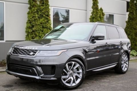 New 2020 Land Rover Range Rover Sport HSE Td6