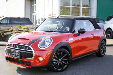 Pre-Owned 2019 MINI Convertible Cooper S
